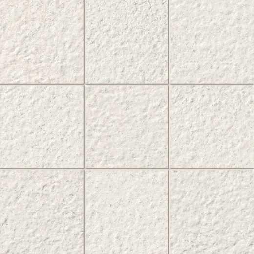 Graniti white 1 MAT - gres mosaic 298x298
