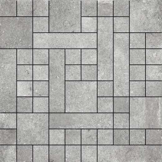 Blend - Metal Mosaic