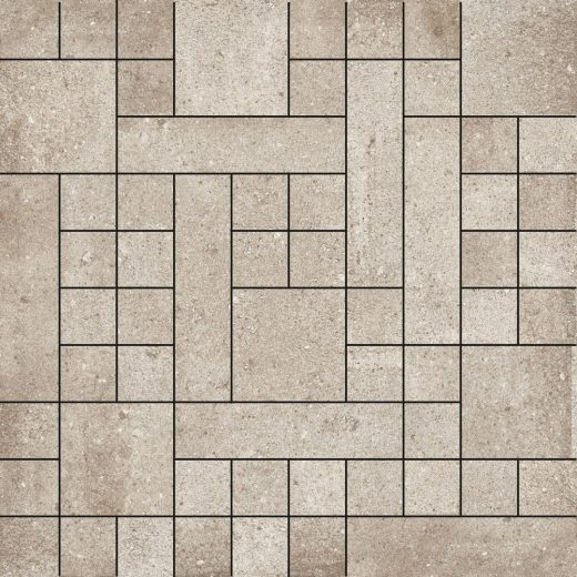 Blend - Taupe Mosaic