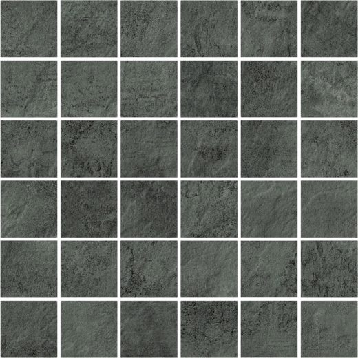 Pietra Slate - Dark Grey Mosaic